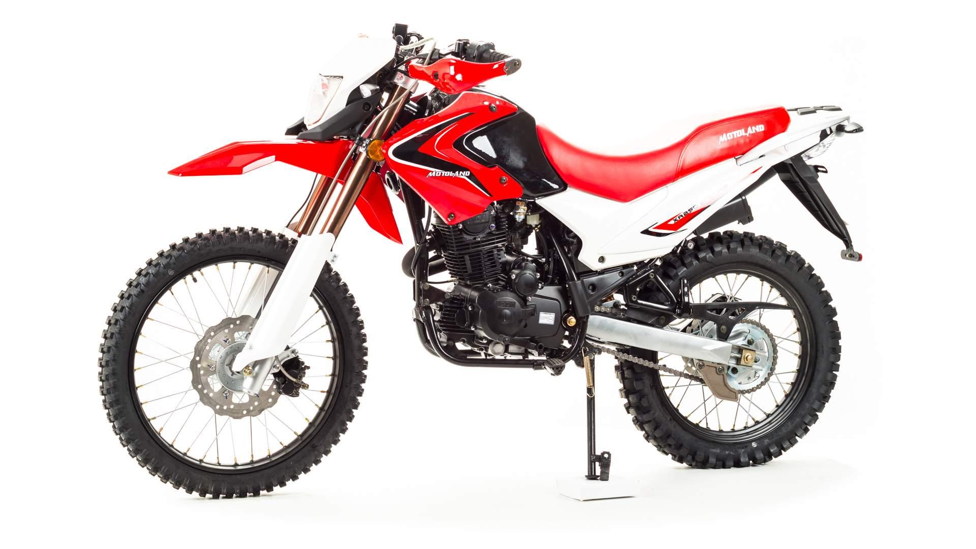 Купить Мотоцикл Motoland Кросс XR250 ENDURO (250см3) в Калининграде